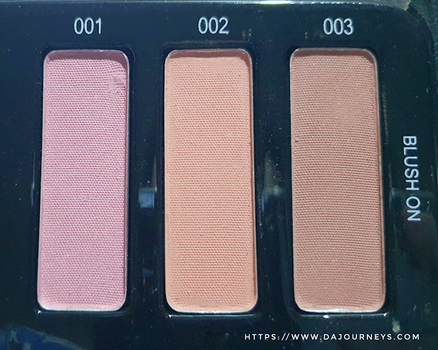 Review Mineral Botanica Blush On
