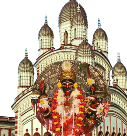 DAKSHINESWAR KALI TEMPLE - ॐ Jai Maa Ambe ॐ
