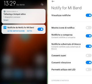 Notifiche Android