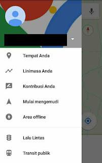 Cara menyimpan area dan mengakses google maps offline