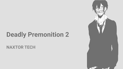 tanggal rilis Deadly Premonition 2 A Blessing in Disguise