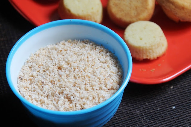 Homemade Desiccated Coconut Recipe - How to Make Desiccated Coconut at Home