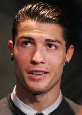 Model Rambut Christian Ronaldo