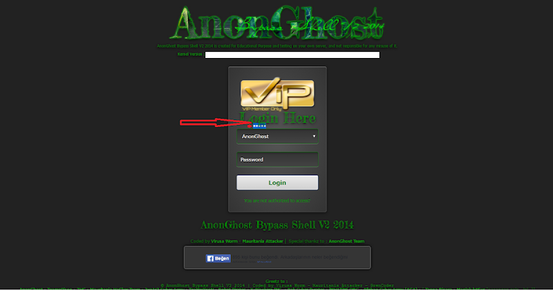 AnonGhost Shell, AnonGhost Shell Download, AnonGhost Shell indir, AnonGhost.txt