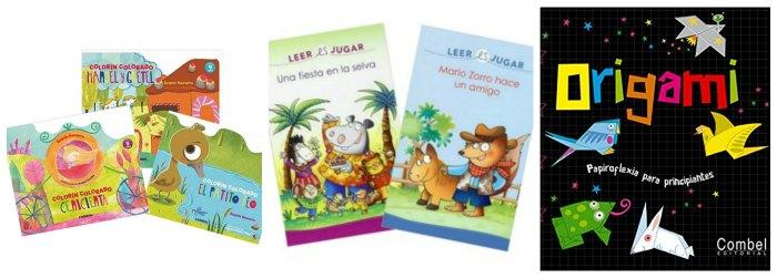 cuentos infantiles libros juego fomentar lectura a partir de jugar con actividades