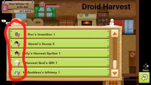 How To Complete All Of The Villager Requests In Harvest Moon Light Of Hope Droid Harvest Seafood restaurant in london, united kingdom. harvest moon light of hope