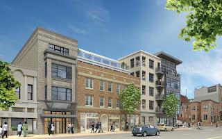 PN Hoffman development building new condos in Washington DC's Logan Circle neighborhood