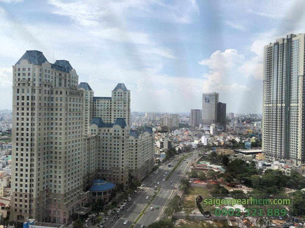 Saigon Pearl Sapphire 2 cho thuê căn hộ tầng 21 dt 92m2 giá thuê $800 - hình 8