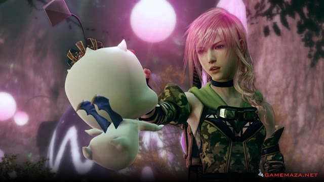 Lightning Returns Final Fantasy XIII Gameplay Screenshot 2