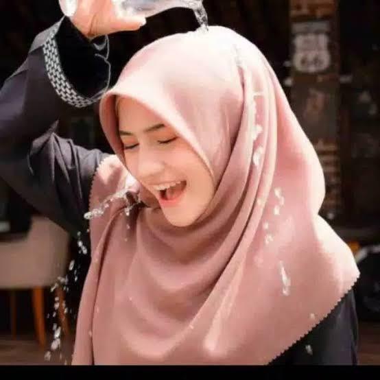 Jilbab VOAL Anti Ari Waterproof Premium Original Grosir Terbaru
