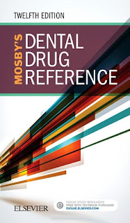 Mosby's Dental Drug Reference 12th Edition