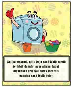 Poster Air Bersih