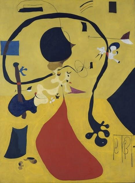 Interior Holandês - Miró, Joan e suas principais pinturas