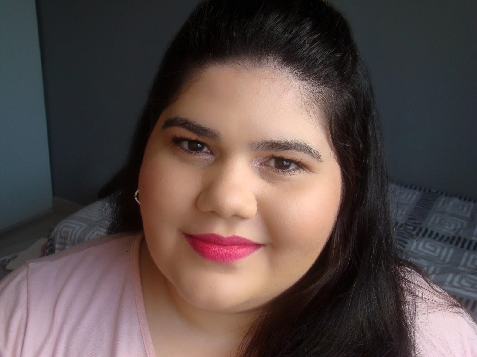 Batons Favorito nº23 colors by apple lápis lábial cryon lipstick maquiagem makeup beleza