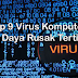 Top 9 Virus Komputer Dengan Daya Rusak Tertinggi #1
