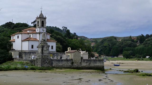 Ermita Nuestra Sra. de Los Dolores y Ensenada de Niembru - Asturias