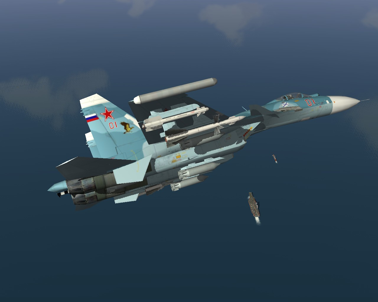 Loading su 33 flanker d carrier based fighter jet su 27 - Military And Commercial Technology