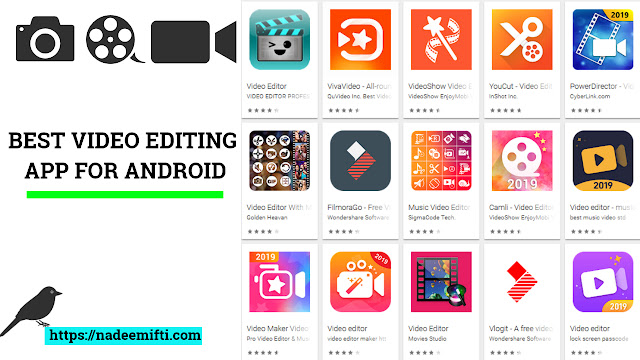 Best Video Editing App For Android in 2020 | Best Video Editor For Android 2020