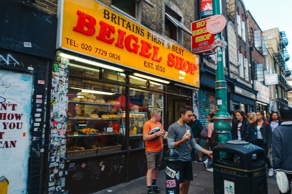ベーグル・ショップ(Beigel Shop)