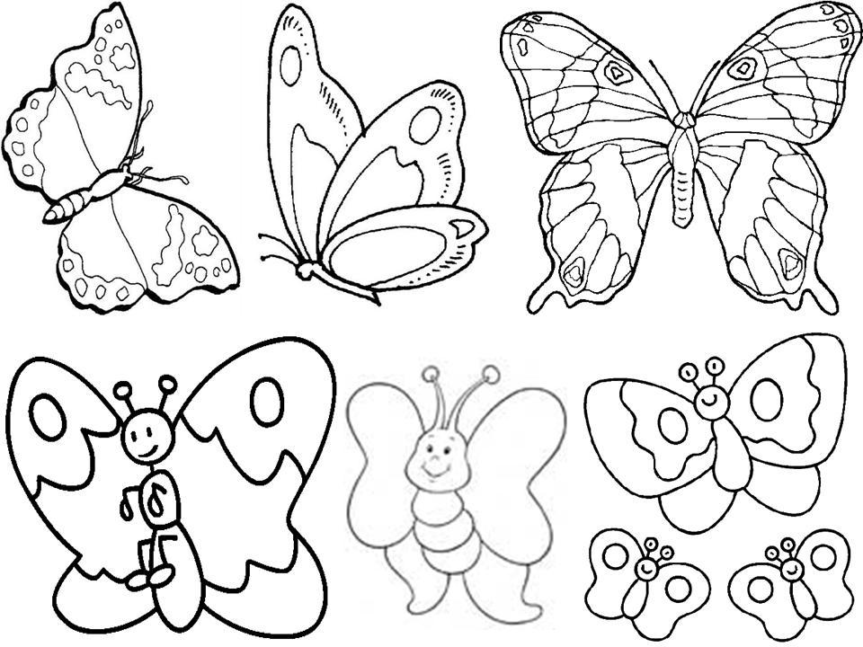 Desenho De Animais Do Zoológico Reunidos Para Colorir: Colorir E Pintar: Animais Para Colorir E Imprimir