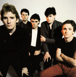 Simple Minds circa 1981