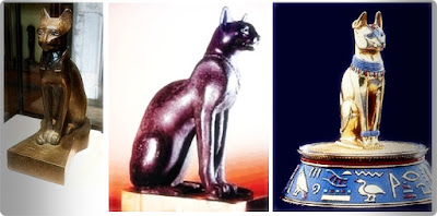 Ancient Egyptian Cats