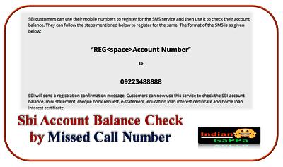 sbi-account-balance-check-number