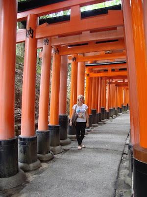 io al Fushimi Inari