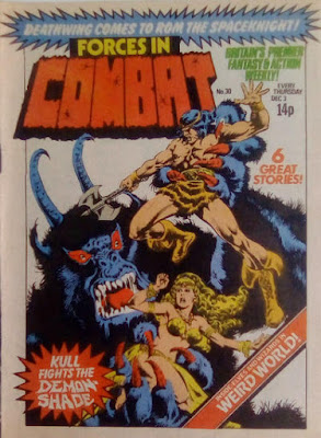 Forces in Combat #30, Kull