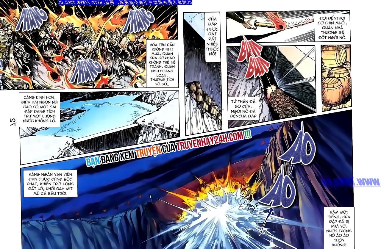 Cơ Phát Khai Chu Bản chapter 144 trang 29