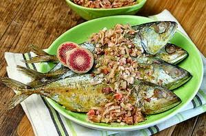 Resep Ikan Bakar Bumbu Kecombrang