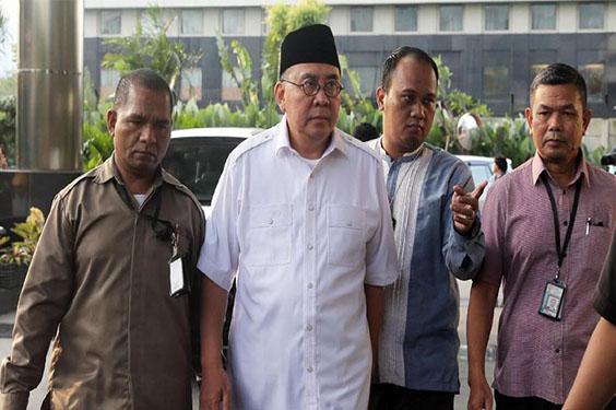 Gubernur Bengkulu di Tangkap Atas Kasus Suap Jalan