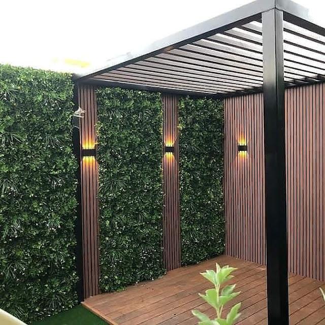 تصميم سطح البيت (تنسيق الاسطح) بالجبيل