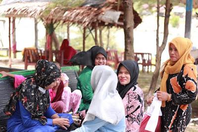 Halal bi Halal Keluarga Besar Ruhul Islam Anak Bangsa RIAB Aceh Besar