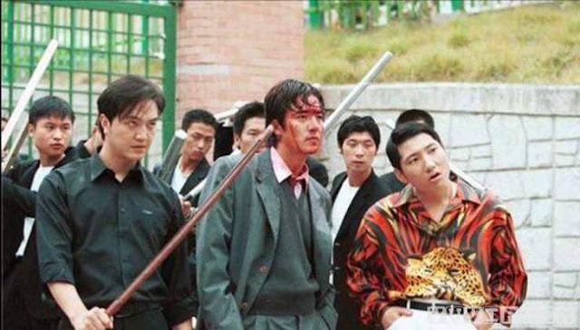 Đại Ca Tôi Đi Học - My Boss, My Hero (2001)