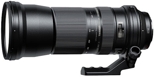 Tamron SP 150-600mm VC USD