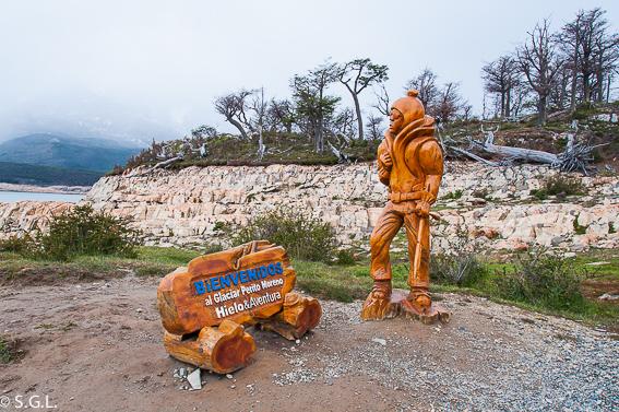 Hielo y Aventura. Minitrekking Perito Moreno. Argentina