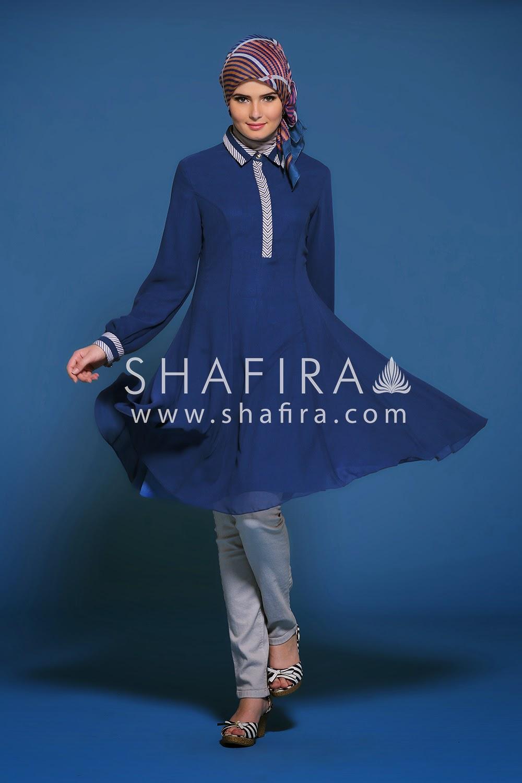 Gambar Baju Muslim Shafira