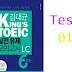 Listening KING'S TOEIC Practice - Test 01