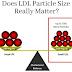 O tamanho das partículas LDL realmente importa?