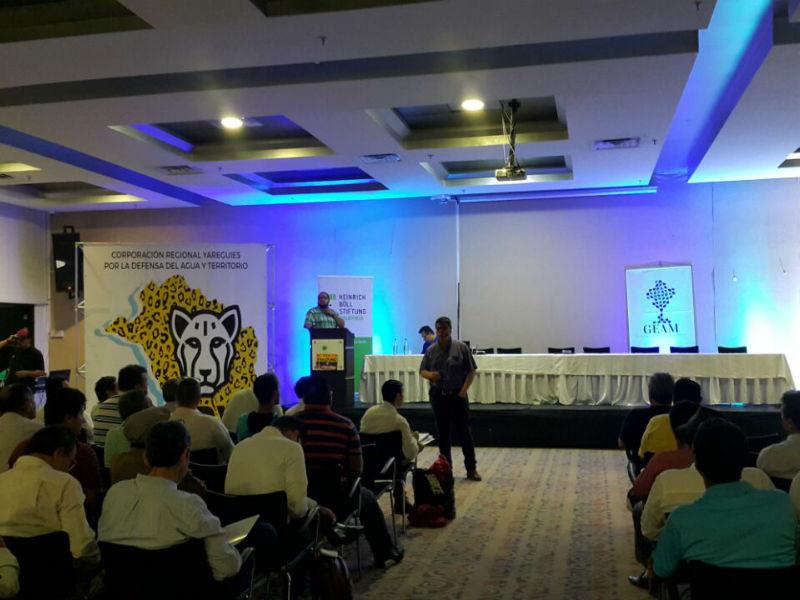 Sinedian Barrancabermeja se compromete en la lucha contra el fracking