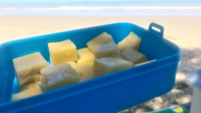 Resepi kukus puding durian sedap