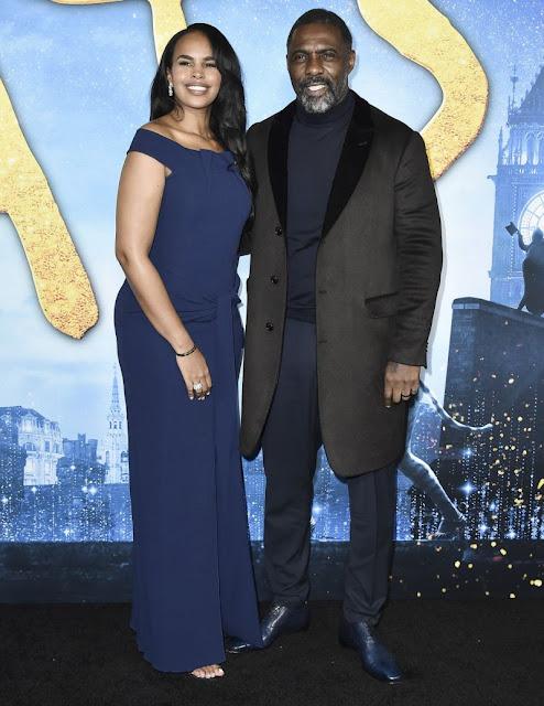Idris Elba's Wife Sabrina Tests Positive To Coronavirus