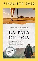 reseña del libro la pata de oca de raquel g osende finalista premio amazon