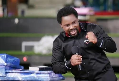 Popular Nigerian Pastor TB Joshua dies at age 57