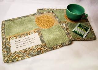 tea mat
