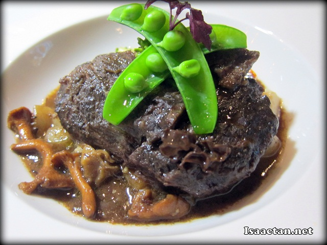 Slow-braised Beef Cheek - RM58