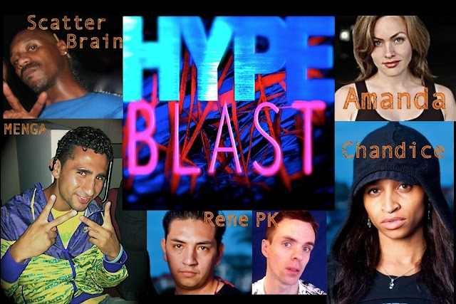 Featured Artist: Hype Blast