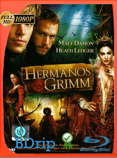 Los hermanos Grimm (The Brothers Grimm) (2005) BDRip [1080p] Latino [GoogleDrive] SilvestreHD