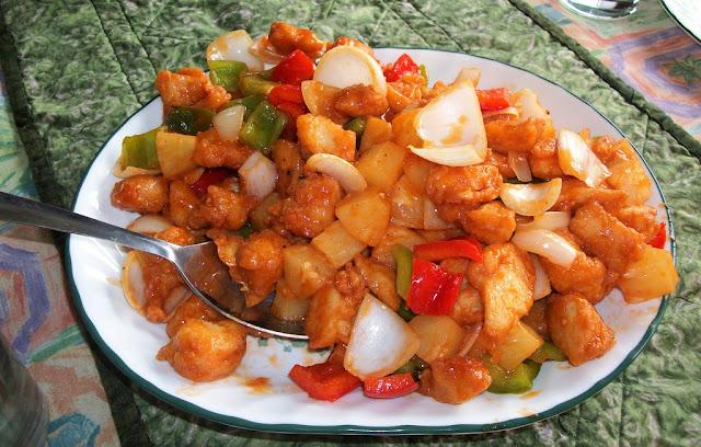 Instant Pot Green Chili Chicken and Rice Recipe
